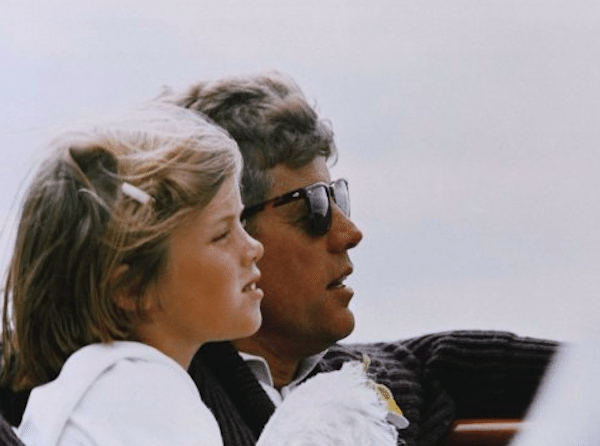 The Children Of The White House: Iconic First Families