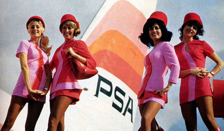 Flying In Luxury: The Glamorous Past Of Air Travel