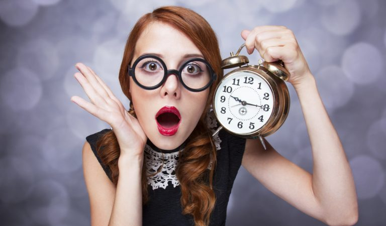 Are You Always Late? Here's Why — It's Not (Totally) Your Fault