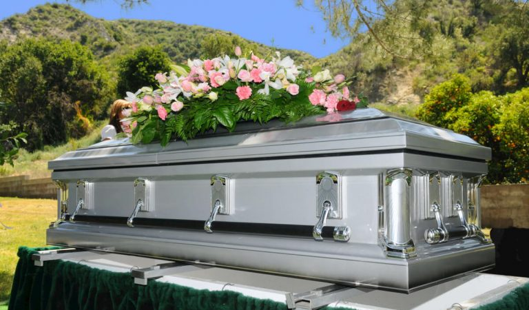 Creeptastic: These Celebs Had Open Casket Funerals. #2 Might Give You Nightmares!