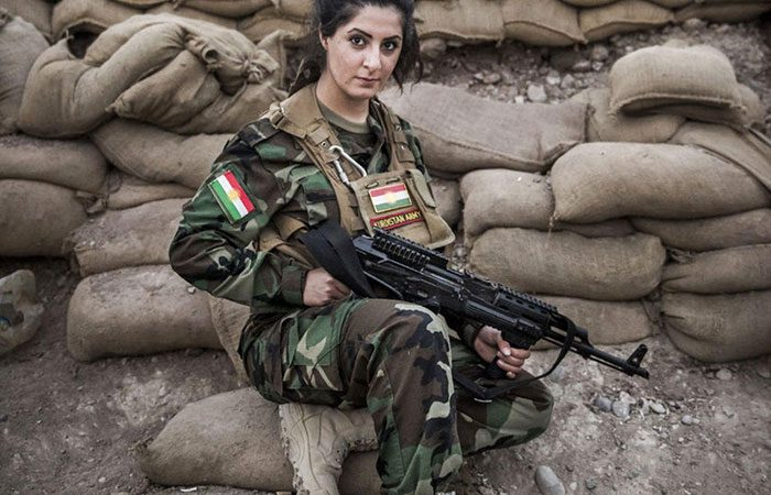 She's 23, A Sniper, And Has A $1 Million Bounty On Her Head