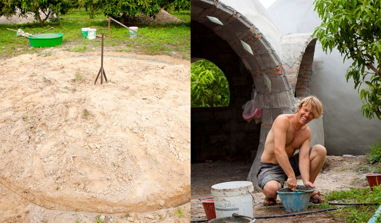 Guy Builds Dream Home In Six Weeks And It's Insane!