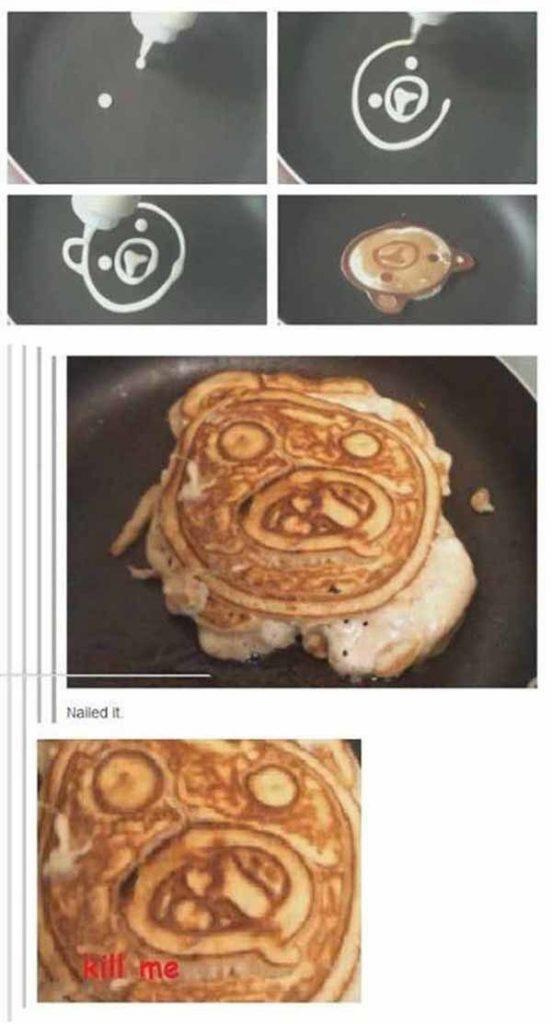 Pancake bears. Oh YES!