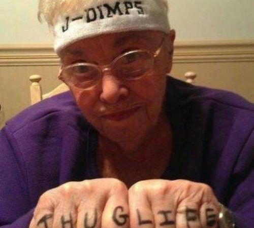 29 Funny Seniors Who Don't Care What You Think. #15 Is Hilarious.