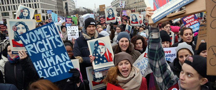 Why We Marched: Women's Marches Nationwide