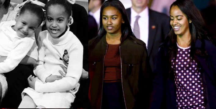 Growing Up In The White House: Presidents' Kids Then And Now