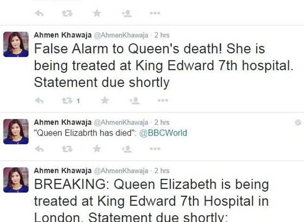 Queen Elizabeth Death Conspiracies Are Swirling. Plus, What Happens When She Dies?