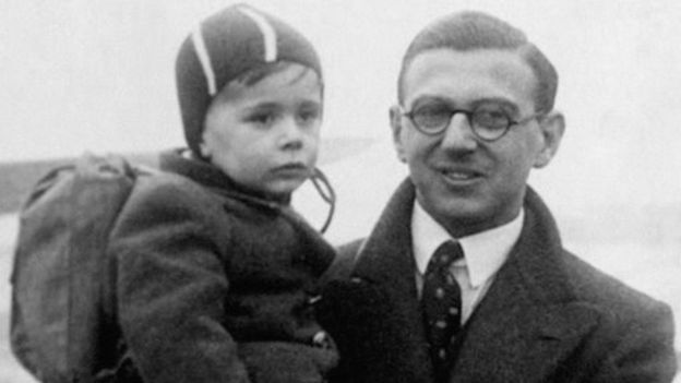 The Heroic Man Who Saved Hundreds Of Children From The Holocaust