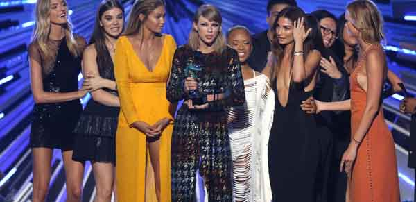 Taylor Swift's Squad: Everything You Need To Know
