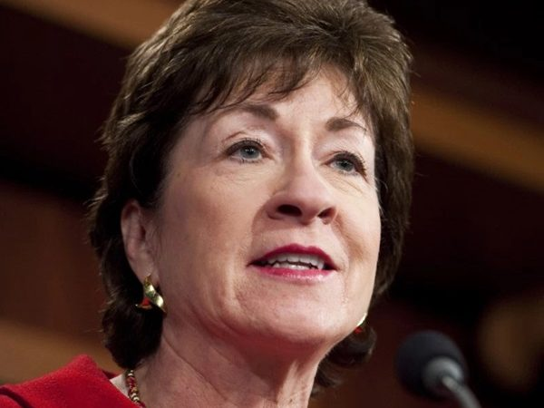 GOP Senator Susan Collins Writes Angry WaPo Article About Trump