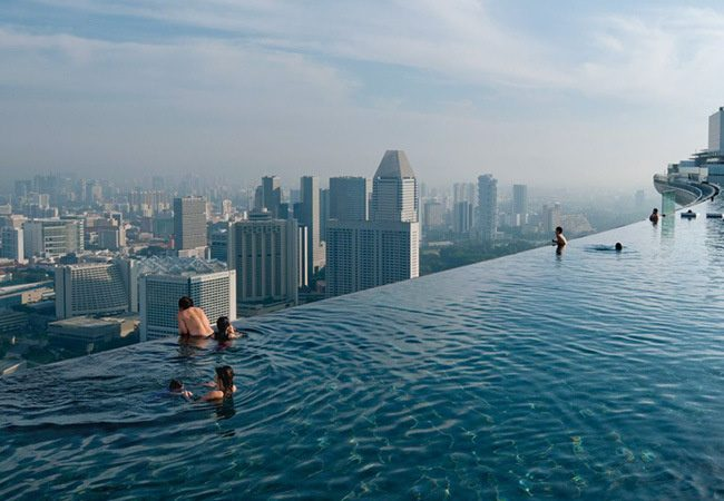 31 Of The Most Exotic Pools On Earth… Except #10 Which Is Horrifying.