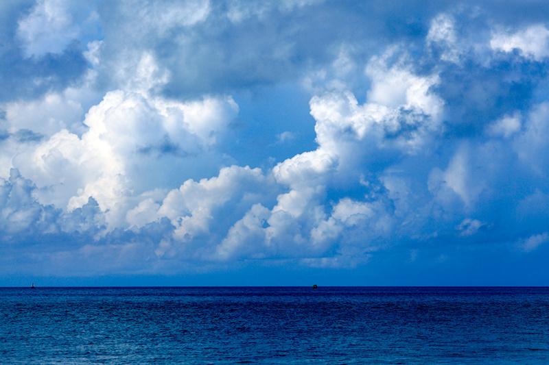 The Bermuda Triangle -Atlantic Ocean