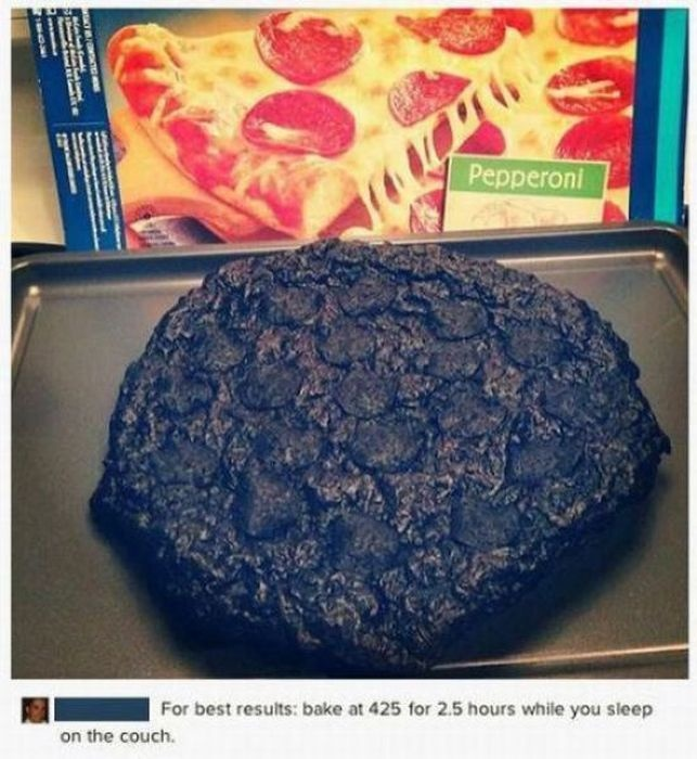 It's a specialty pizza.