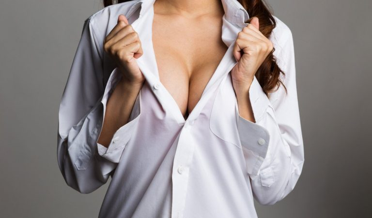 Groundbreaking Report: Staring At Women'S Chests Is Good For Your Health